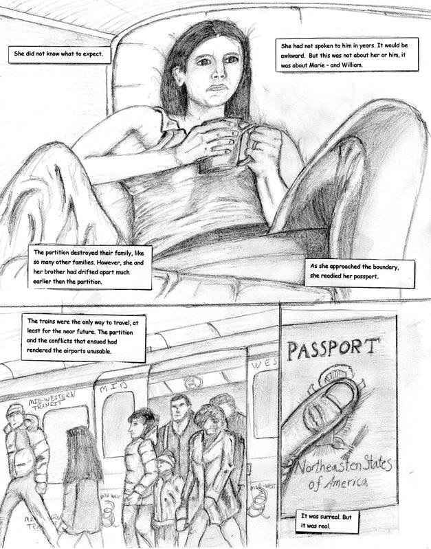 Jefferson's Nightmare Page 1